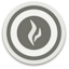 Orbital element fire Icon