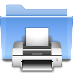places folder print icon free download as png and ico formats