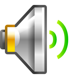 Status audio volume medium Icon