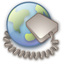Dialup networking Icon