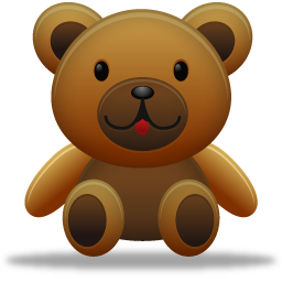 Teddy Bear Vector Icons Free Download In Svg Png Format