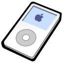iPod 5G White Icon
