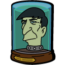 Leonard Nimoy's Head Icon
