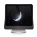 Sleeping Computer Icon
