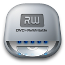 Drive Dvd+Rewritable Icon