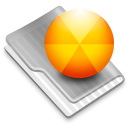 Grey Burn Icon
