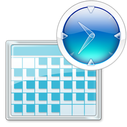 Date And Time Vector Icons Free Download In Svg Png Format