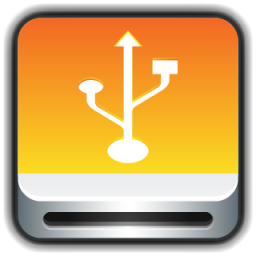 Removable Drive USB Icon