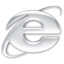 Application Internet Explorer SNOW E Icon