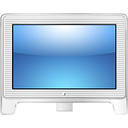 Computer Cinema Display Icon
