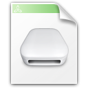 Document Disk Image Icon