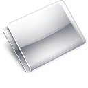 Folder Alternative graphite Icon