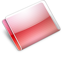 Folder Alternative strawberry Icon
