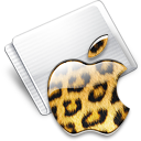Folder Apple Jaguar Icon