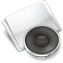 Folder Music alternative Icon