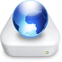 Network File Server Icon