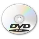 Optical DVD RW Icon