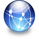 Sphere iDisk Icon