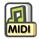 Midi sequence Icon