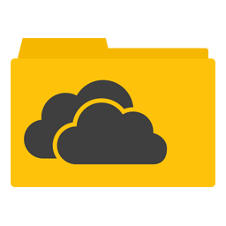 Microsoft OneDrive Folder Icon