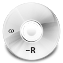 Disc CCD R Icon