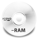 Disc CD DVD RAM Icon