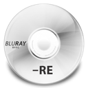 Disc CD RE Icon