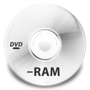 Disc DVD RAM Icon