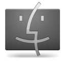 Dock Finder P Icon