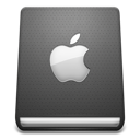 Drive Apple P Icon