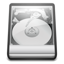 Drive Enternal P Icon