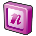 microsoft office 2003 onenote Icon