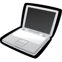 iBook 2001 Icon