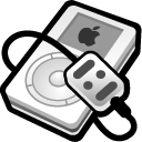 iPod with Remote Icon