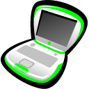 iBookKeyLime Icon