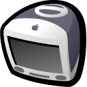 iMacGraphite Icon
