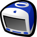 iMacIndigo Icon