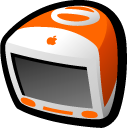 iMacTangerine Icon