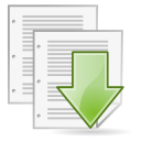 Document save as Icon