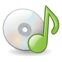 Mimetypes audio Icon