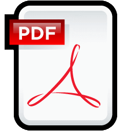 Adobe Pdf Document Vector Icons Free Download In Svg Png Format