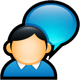 User Chat Vector Icons Free Download In Svg Png Format