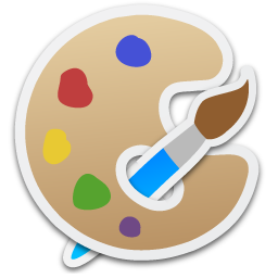 Extension Of Paint Brush File