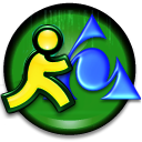 AOL Instant Messanger Icon