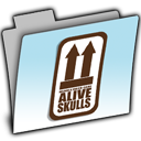 BLUE AQUALESS ALIVE Icon