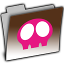 CHOCO AQUALESS SKULLY Icon