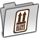 GREY AQUALESS ALIVE Icon