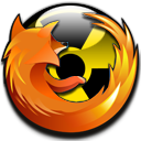 NUCLEAR FIREFOX Icon
