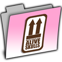 PINK AQUALESS ALIVE Icon