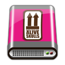PINK HD ALIVE Icon